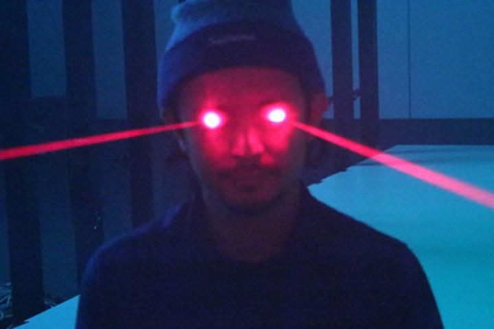 Daito manabe lasereyes sonar2014