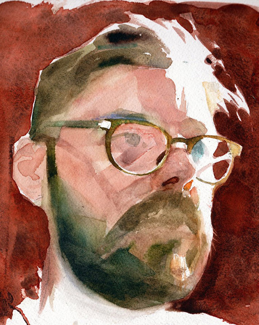 Benjaminbjorklund portrait metal