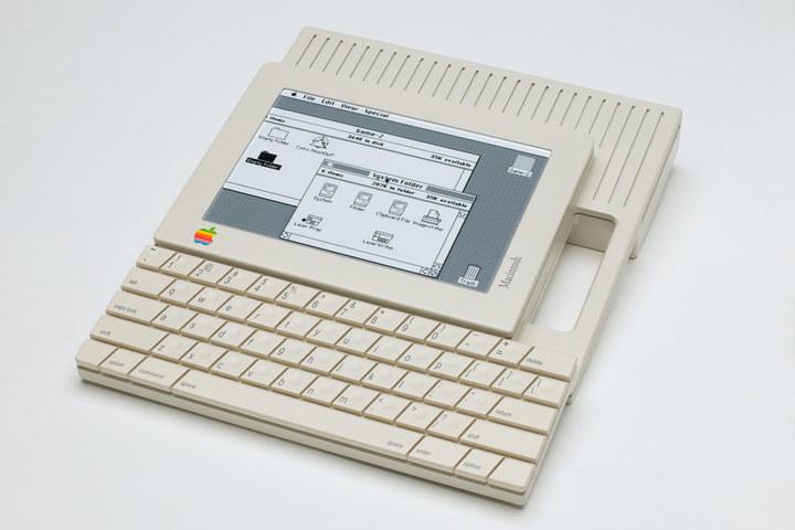 Hartmut esslinger prototype for apple macintosh touch screen tablet