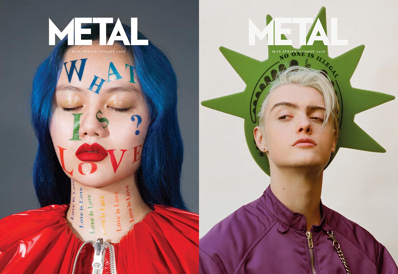 Metal39 covers