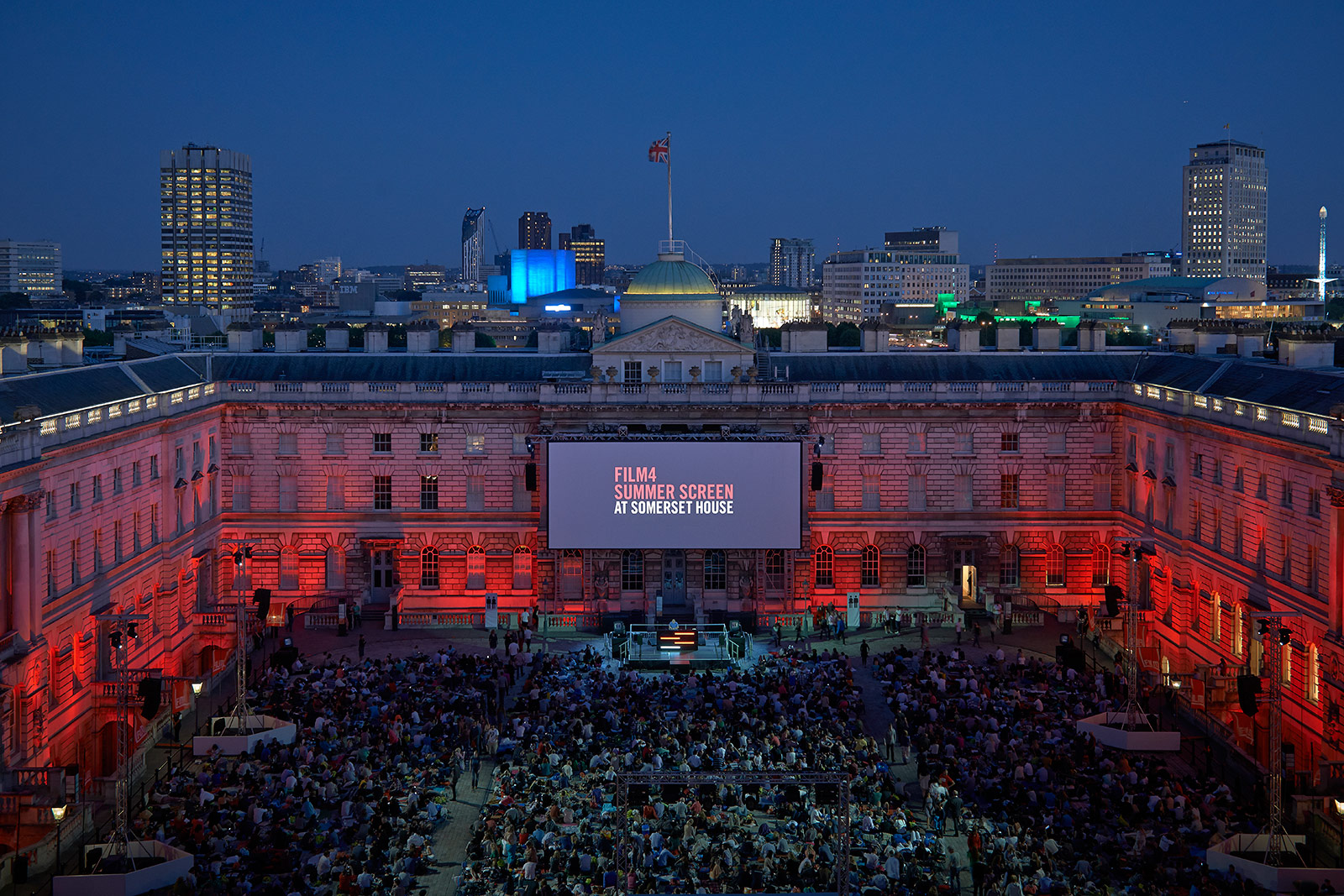 Film4 summer screen at somerset house  james bryant photography 1
