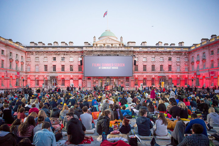 Film4 summer screen at somerset house  james bryant photography