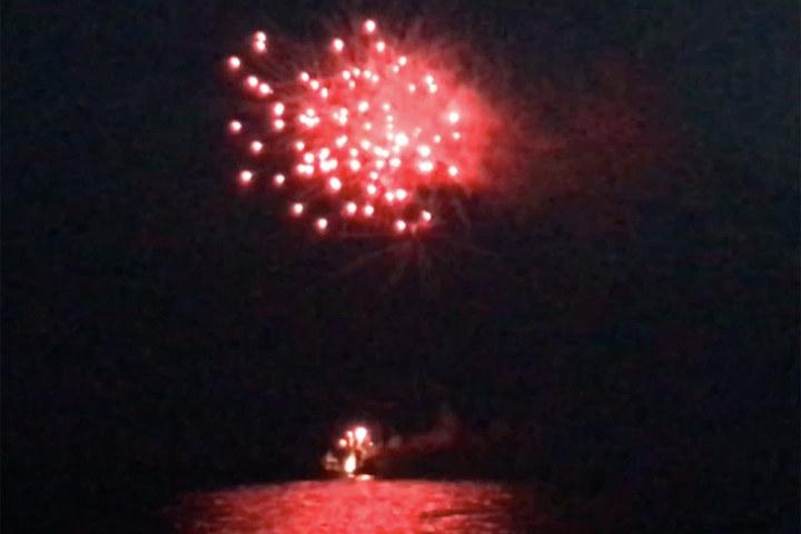 Gustozagg fireworks
