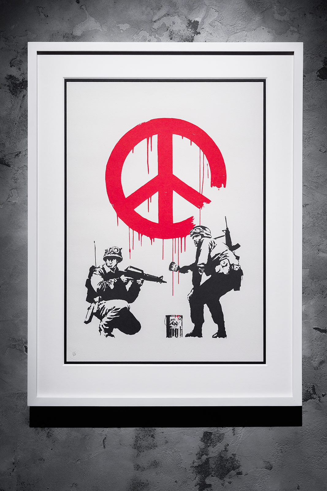 Banksy metalmagazine 12