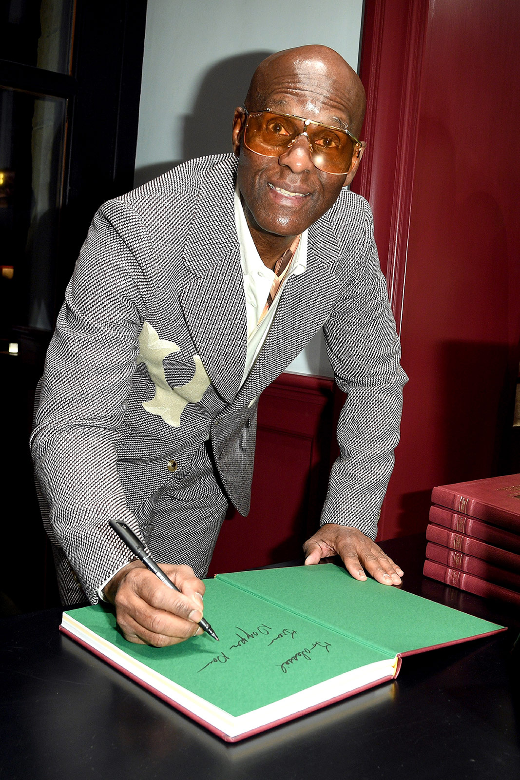 Dapper dan courtesy of getty images for gucci 2
