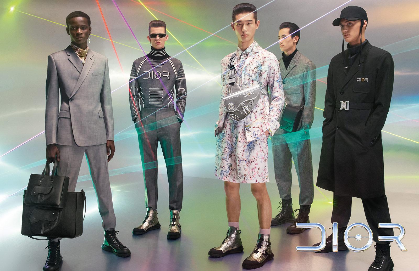 Dior men pre fall2019 campaign metalmagazine 2