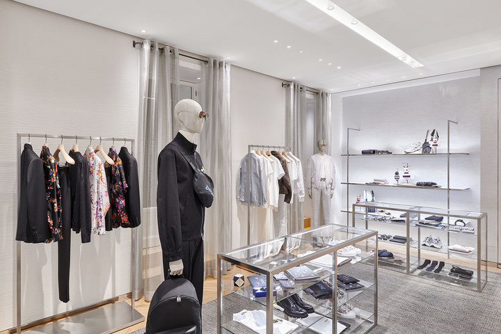 Dior ortega y gasset men boutique 5