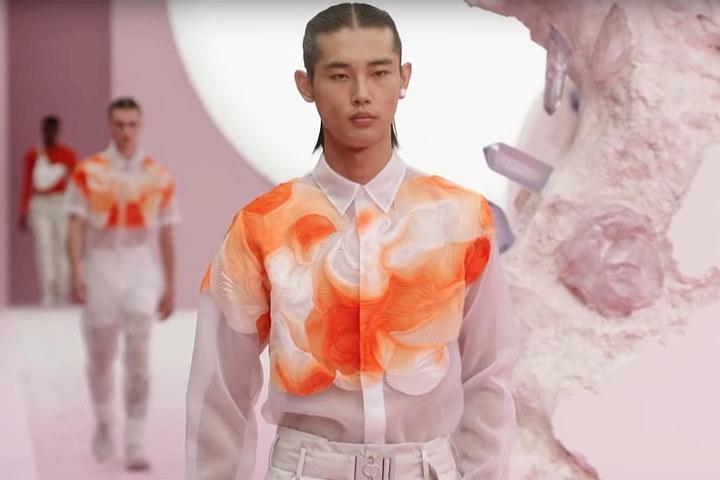 Dior men summer 2020 savoir metalmagazine