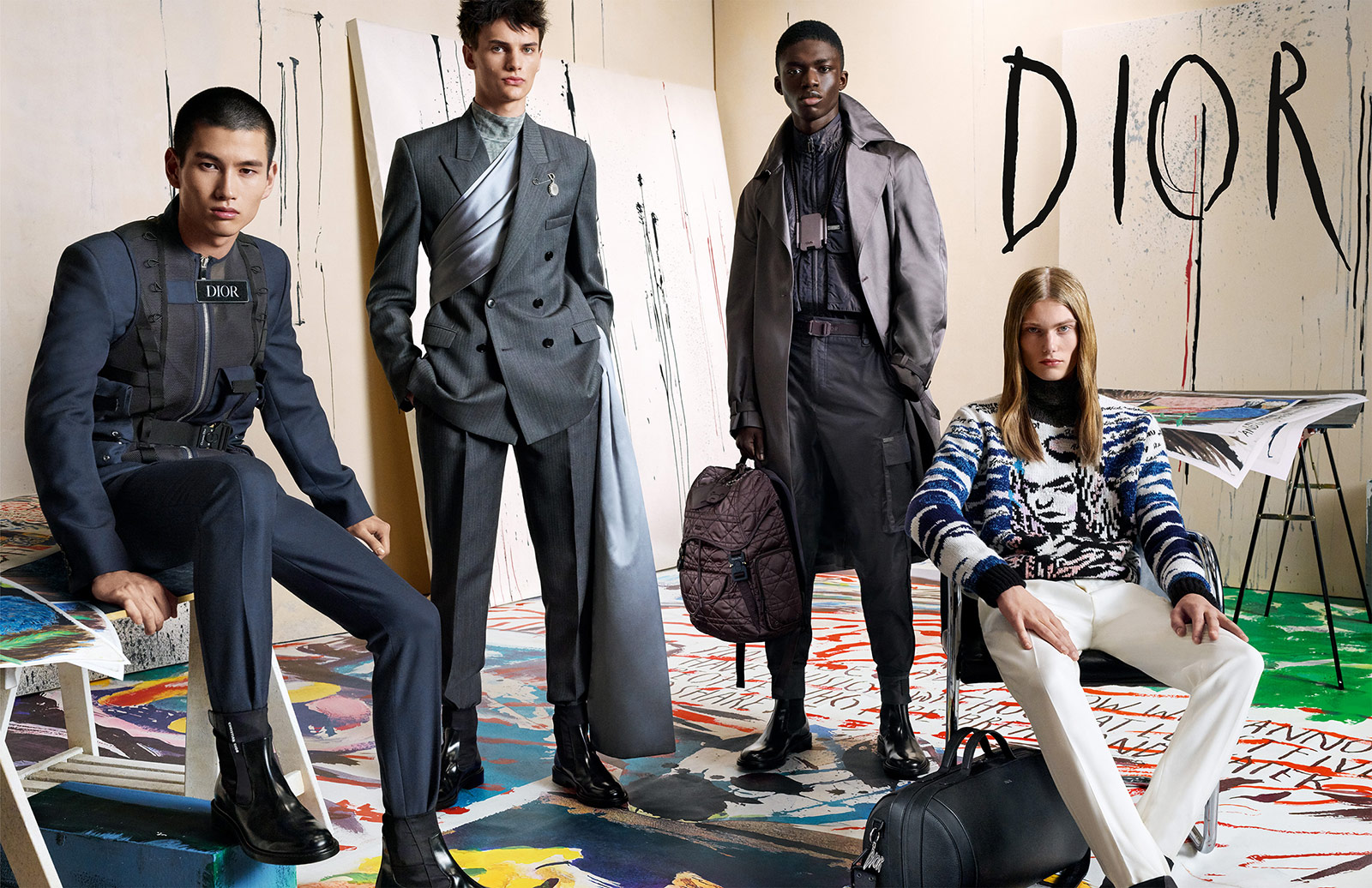 Dior autumn winter 2019 2020 campaign 3