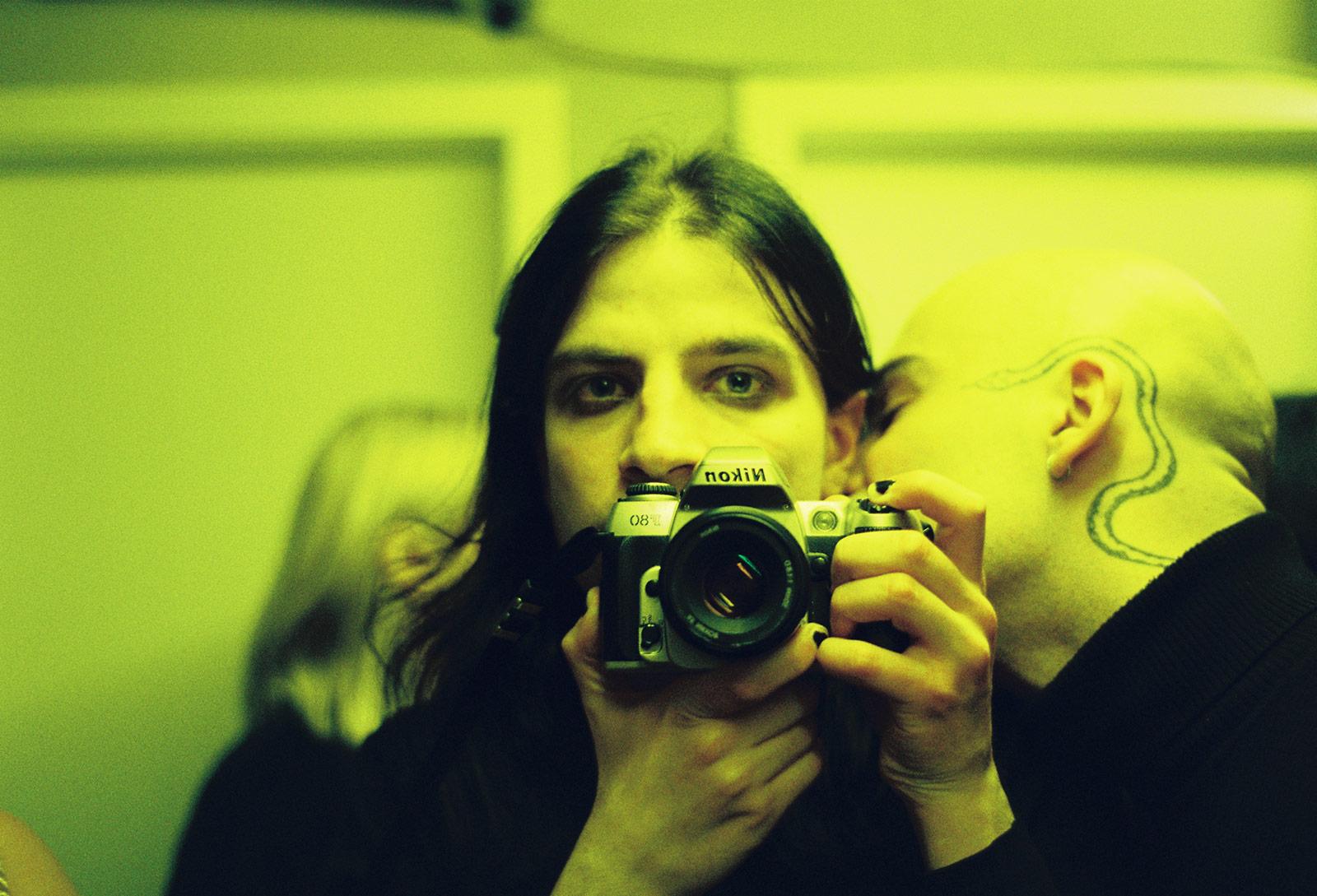 Me and nika