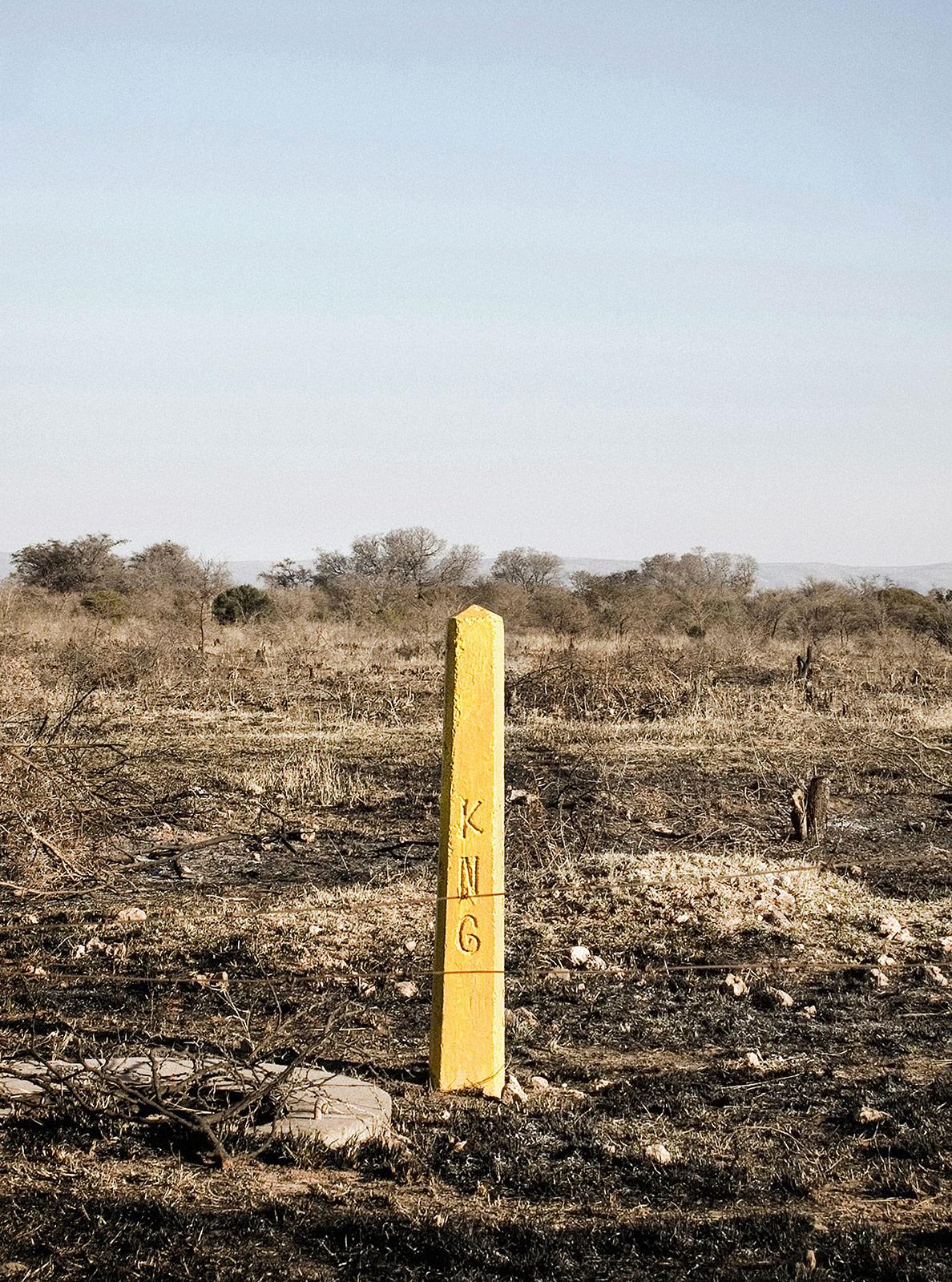 Thabiso sekgala  homeland  landmark  troya  former kwandebele  2009  courtesy of the artist and goodman gallery