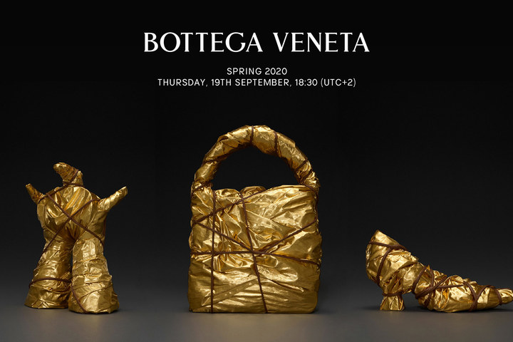 Bottega veneta spring live streamingl